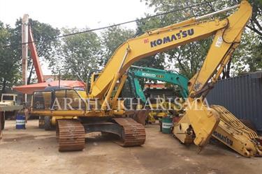 Distributor Alat Berat Excavator