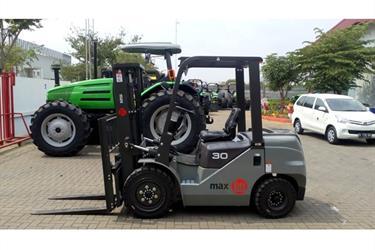 Forklift Kapasitas 3 Ton Merk MaxIlift Japan Murah