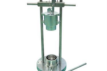 Impact testing machine uji benturan agregat