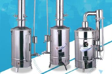 Laboratory Water Destillation