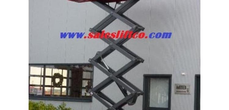Sewa tangga hidrolik listrik