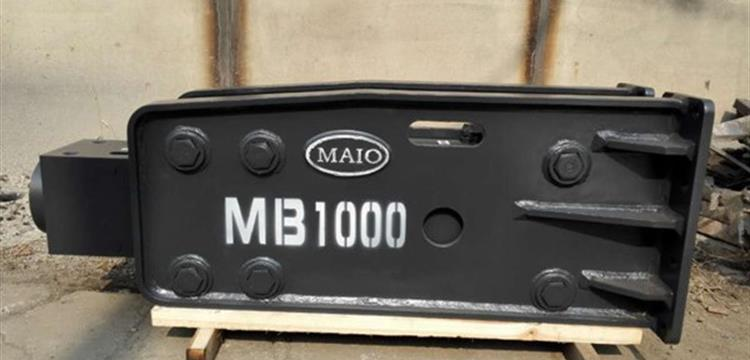 jual Hydraulic breaker MAIO MB1000