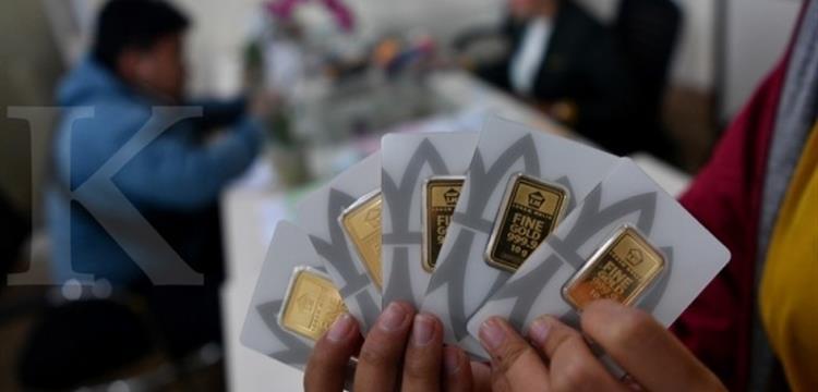 Harga Emas Antam Hari Ini Naik ke Rp 753.000 per gram
