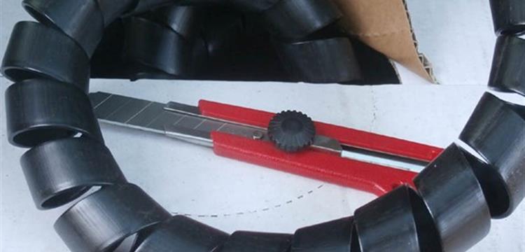 Spiralguard Polyguard Protective Wrapping