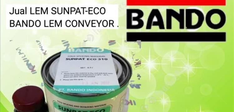 Sunpat Lem Bando For Conveyor Belt Pt Sarana Teknik