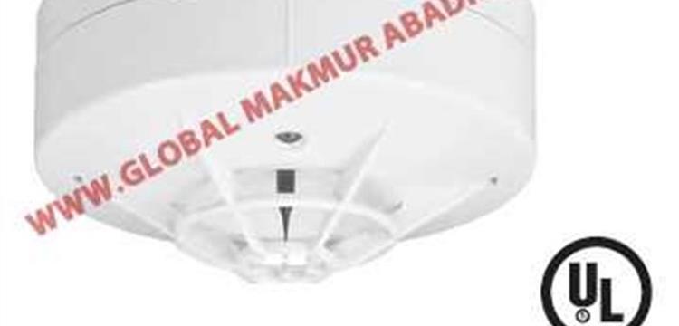 Nohmi Fdpl25u Addressable Rate Of Rise With Fixed Temp Heat Detector
