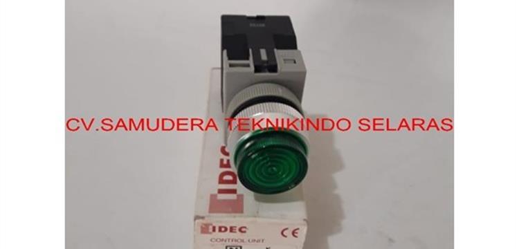 Control Unit Button APW1236 G IDEC