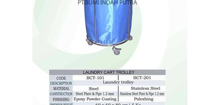 Laundry Cart Trolley