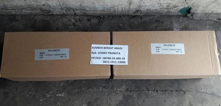Solenoid SA-4673-S OEM 1751ES-12V