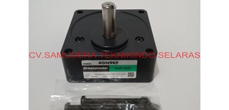 Gear Head 4GN9KF Oriental Motor