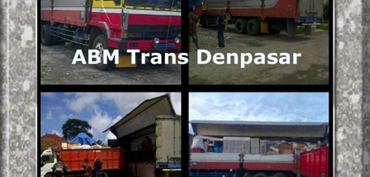ABM Trans Denpasar Melayani Charter TRUK ENGKEL CDD FUSO