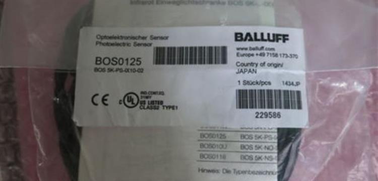 Balluff Bos 5k-ps-ix10-02