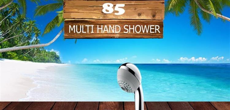 Hansgrohe Shower Tangan Crometta 85 Multi Hand Shower