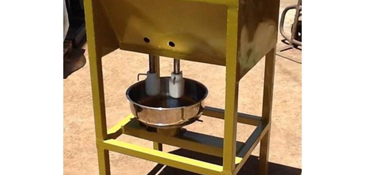 Mesin Penumbuk Tetel Keripik
