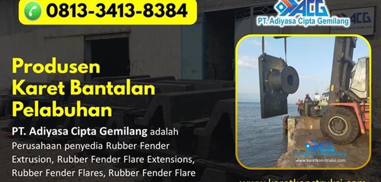 Supplier Rubber Fender Dermaga