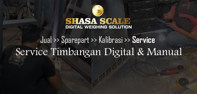 Service Timbangan Digital dan Manual Murah di Tangerang