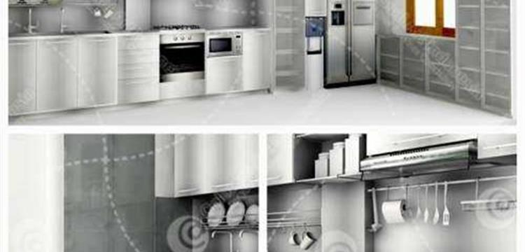 Kitchen Set Kabinet Bawah Bahan Hpl