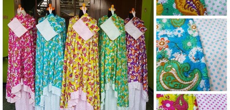 Havi - Mukena Bali jumbo