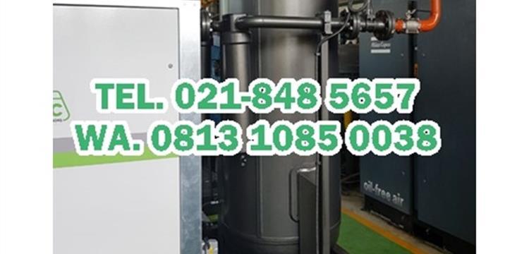 Pressure Tank 3000 Liter Air Receiver Water Tangki
