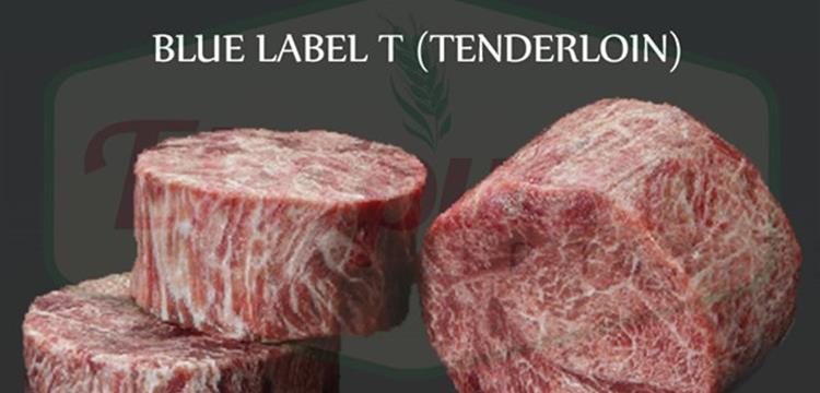 Daging Sapi Santori Blue Label T (tenderloin) 200 Gr