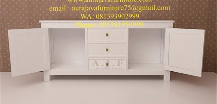 Buffet Duco Buffet Tervaru Jepara Furniture AJF 2018