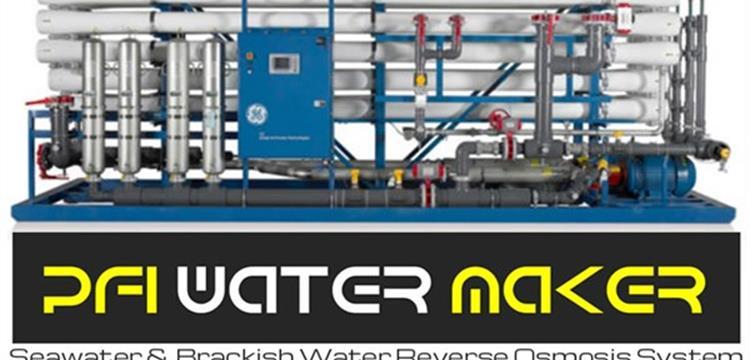GE Osmonics Seawater Brackish Water Reverse Osmosis System